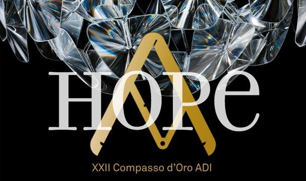 la lampada Hope vince il Compasso d'Oro