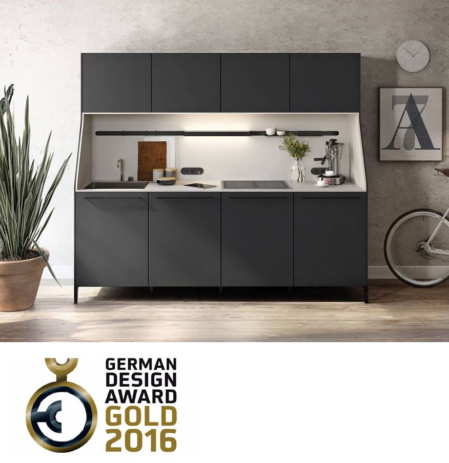 Siematic 29 vince il German Design Award 2016 in Gold