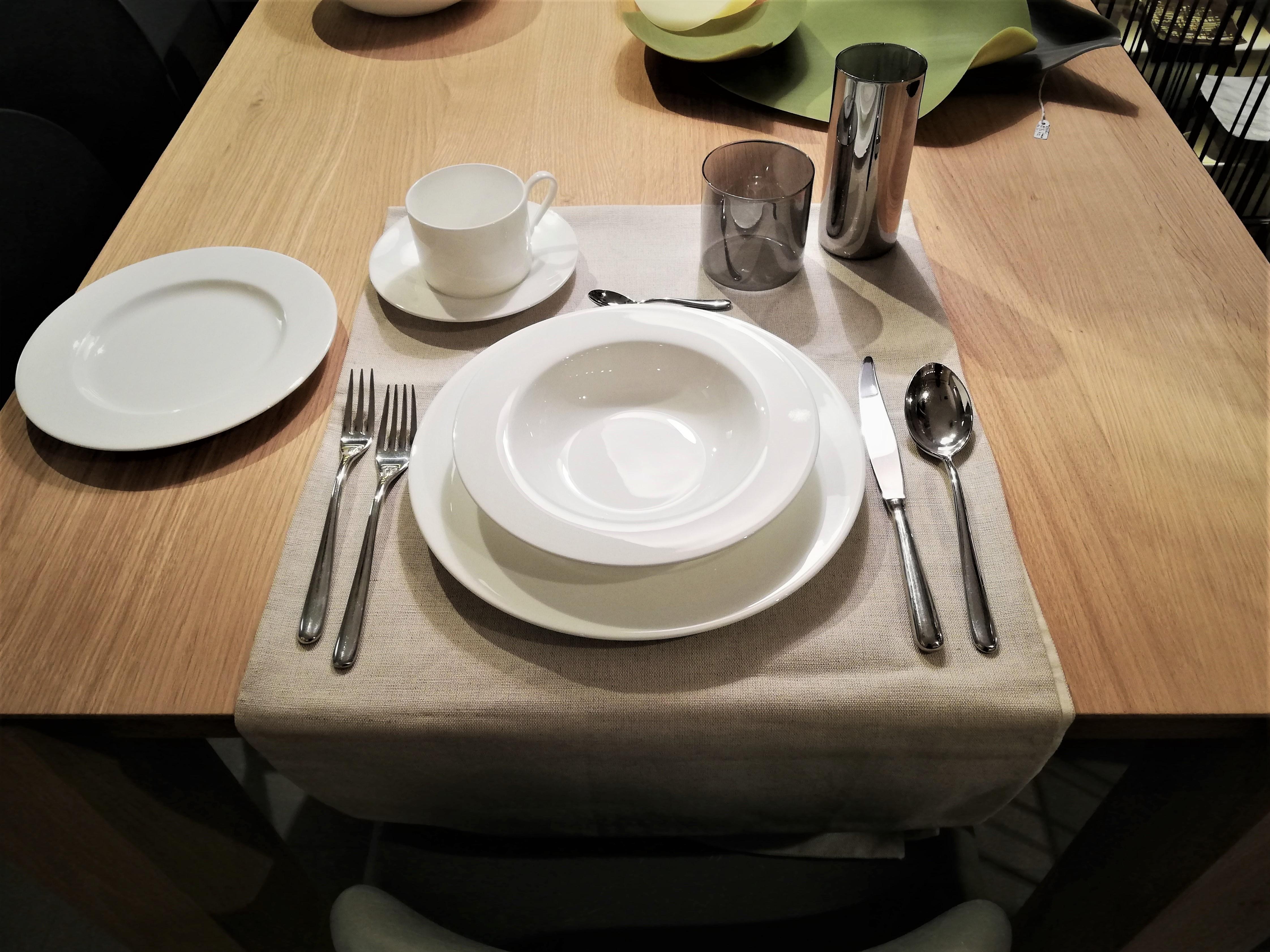 Servizio di piatti 50pz.